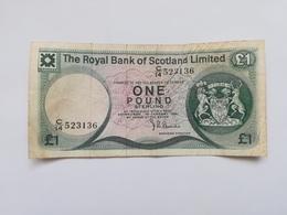 SCOZIA 1 POUND - 1 Pound