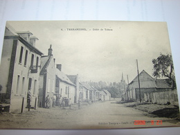 C.P.A.- Terramesnil (80) - Débit De Tabacs - 1910 - SUP (BC82) - France