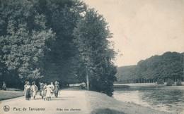 CPA - Belgique - Tervuren - Parc De Tervuren - Allée Des Charmes - Tervuren