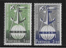Portugal N°760/761 - Neuf ** Sans Charnière - TB - 1910-... Republic