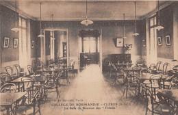 CLERES - Collège De Normandie - La Salle De Réunion Des Tilleuls - Clères