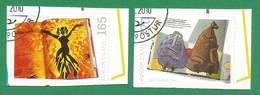 Island  2010  Mi.Nr. 1278 / 1279 , EUROPA CEPT - Kinderbücher - Self-adhesive - Gestempelt / Used / (o) - Europa-CEPT