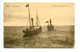 Middelkerke - La Relève Du Bâteau Phare / STAR 990 (1928) - Middelkerke