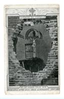 Nieuport - La Croix Du Miracle - 1915 Het Wonder Kruis - Miraculeux Effet D'un Obus à Nieuport 1914-1915 - Nieuwpoort