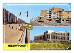 Nieuwpoort - Groeten - Un Bonjour - Greetings - Grüsse - Nieuwpoort