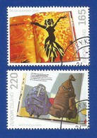 Island  2010  Mi.Nr. 1276 / 1277 , EUROPA CEPT - Kinderbücher - Gestempelt / Used / (o) - Europa-CEPT