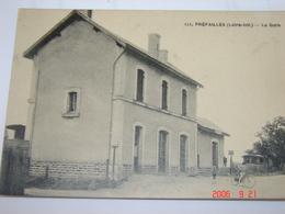 C.P.A.- Préfailles (44) - La Gare - 1910 - SUP (BC86) - Préfailles