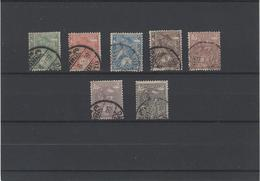 Etiopia ,serie Completa Usata ,qualita Ottima - Etiopia