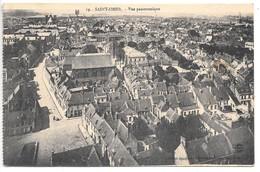 Cpa...Saint-Omer...vue Panoramique....1914...(cachet Militaire).. - Saint Omer