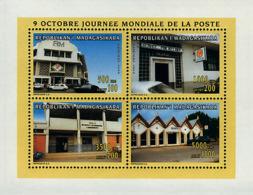 Ref. 262388 * NEW *  - MADAGASCAR . 1996. WORLD DAY OF THE POST. DIA MUNDIAL DEL CORREO - Madagascar (1960-...)