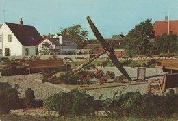 The Memorial Anchor. Der Gedächtnisanker. Hundested   Denmark. B-3588 - History