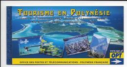 POLYNESIE - 2006 - CARNET DE PRESTIGE YVERT N° C779 ** - TOURISME - Carnets