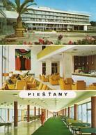 CECOSLOVACCHIA-PIESTANY-HOTEL SPLENDID - Slovacchia