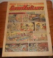 Coeurs Vaillants. N°30. Dimanche 27 Juillet 1947. - Newspapers