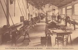 Ecole Pratique De Commerce Et D'industrie De Mazamet - Atelier D'ajustage Et Machines Outils - Mazamet