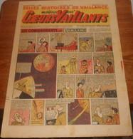 Coeurs Vaillants. N°25. Dimanche 22 Juin 1947. - Newspapers
