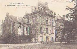 Beaulieu   53         Château De La Majorie - Francia