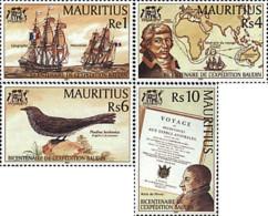 Ref. 81346 * NEW *  - MAURITIUS . 2001. 200 ANIVERSARIO DE LA EXPEDICION BAUDIN - Mauricio (1968-...)