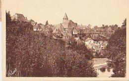Treignac   91         Les Vieux Quartiers Sur La Vézère - Treignac