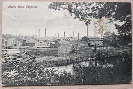 Sweden 1908 Fagersta - Svezia