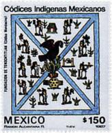 Ref. 363050 * NEW *  - MEXICO . 1987. ANCIENT MANUSCRIPTS BY INDIGENOUS MEXICANS. MANUSCRITOS ANTIGUOS DE INDIGENAS MEXI - México