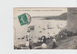 COTES D'ARMOR - 3115 - Les Régates - Vue Prise De L'Hôtel Terminus - Saint-Brieuc