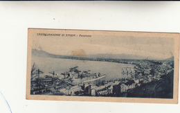 Castellammare Di Stabia, Panorama. Cartolina Postale Viaggiata Per Acerenza 1935 - Castellammare Di Stabia