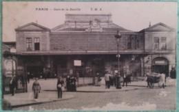Paris - Gare Et La Bastille - Frankrijk