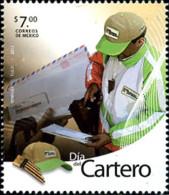 Ref. 295721 * NEW *  - MEXICO . 2012. DAY OF THE POSTMAN. DIA DEL CARTERO - Mexiko