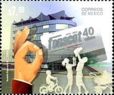 Ref. 326019 * NEW *  - MEXICO . 2014. FONACOT - México