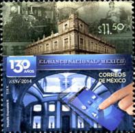 Ref. 334044 * NEW *  - MEXICO . 2014. NATIONAL BANK. BANCO NACIONAL - Mexico