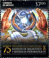 Ref. 341479 * NEW *  - MEXICO . 2014. 75 ANIVERSARIO INSTITUTO DIANOSTICO - México