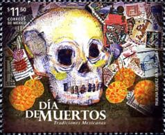 Ref. 341495 * NEW *  - MEXICO . 2014. DIA DE LOS MUERTOS - Mexico