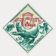 Ref. 32378 * NEW *  - MONACO . 1963. CENTENARY OF FIRST POSTAL INTERNATIONAL CONFERENCE. CENTENARIO DE LA PRIMERA CONFER - Mónaco