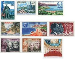 Ref. 34734 * NEW *  - MONACO . 1966. CENTENARY OF MONTECARLO. CENTENARIO DE MONTECARLO - Mónaco