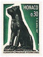 Ref. 51007 * NEW *  - MONACO . 1967. INTERNATIONAL CONGRESS OF DOG FANCIERS FEDERATION. CONGRESO DE LA FEDERACION CINOLO - Mónaco