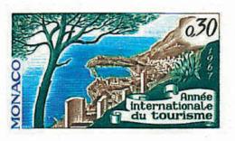 Ref. 32389 * NEW *  - MONACO . 1967. INTERNATIONAL TOURISM YEAR. A�O INTERNACIONAL DEL TURISMO - Monaco