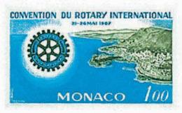 Ref. 67762 * NEW *  - MONACO . 1967. CONVENTION OF ROTARY INTERNATIONAL. CONVENCION DEL ROTARY INTERNACIONAL - Mónaco