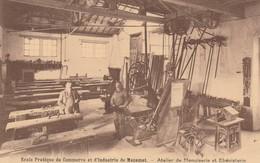 Ecole Pratique De Commerce Et D'industrie De Mazamet - Atelier De Menuiserie Et ébénisterie - Mazamet