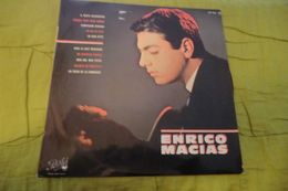 Disque De Enrico Macias - Enfants De Tous Pays - Pathé Marconi - AT 1135 - 25 Cm - 1962 - Formats Spéciaux