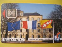 Télécarte France 50 - France