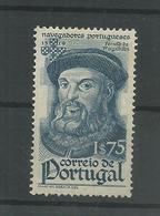 Portugal 1$75 1945 Unused But Hinged Before - Gebraucht