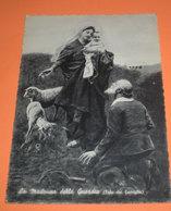 Madonna Della Guardia Genova Cartolina  1964 - Vergine Maria E Madonne
