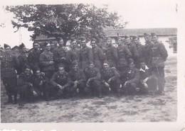 MINI-PHOTO--31--TOULOUSE-E-P-G-1945-GENDARMERIE-NATIONALE-école Préparatoire De Gendarmerie--voir 2 Scans - Métiers
