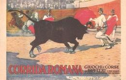 CORRIDA ROMANA VENEZIA LIDO AGOSTO 1913 - Venezia (Venice)