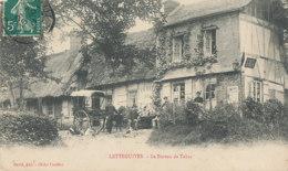AM 862  / C P A  -  LETTEGUIVES    (27)    LE BUREAU DE TABAC - France