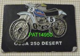 MOTO OSSA 250 DESERT  ESPAGNE   RAID ENDURO - Motos
