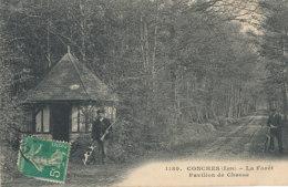 AM 948 / C P A   -  CONCHES     (27)   LA FORET PAVILLON DE CHASSE - Conches-en-Ouche