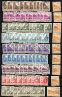 CHINE CHINA 1965 1966, Yvert 1639-47, DEFINITIVE, 10 Valeurs X 10 Ex., SHORT SET / SERIE COURTE, Oblitérés / Used. - Oblitérés