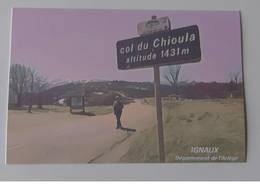 CPM - IGNAUX - Col Du Chioula - Autres Communes